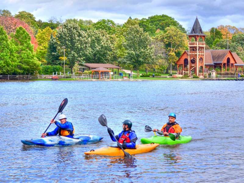Paddle & Learn with St. Charles Parks
